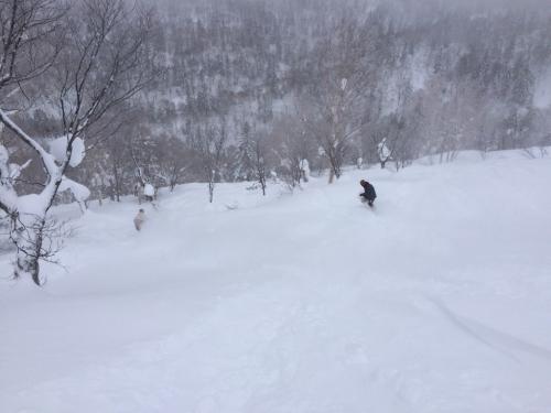 北海道2日目⭐️札幌国際スキー場_c0151965_11312128.jpg