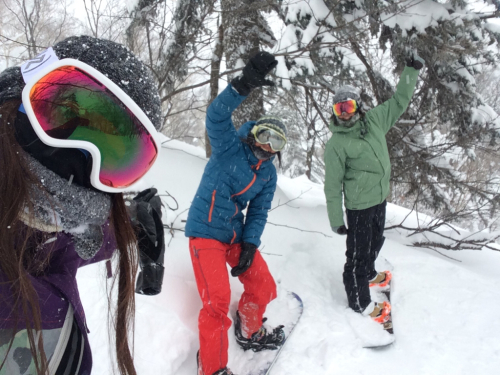 北海道2日目⭐️札幌国際スキー場_c0151965_11312373.jpg