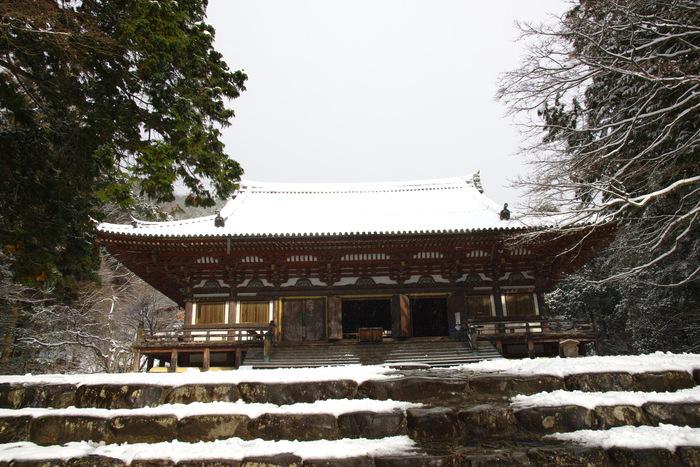 神護寺 雪景色 2016                                 _f0021869_22541354.jpg