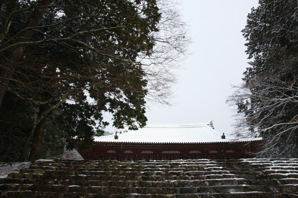 神護寺 雪景色 2016                                 _f0021869_22541739.jpg