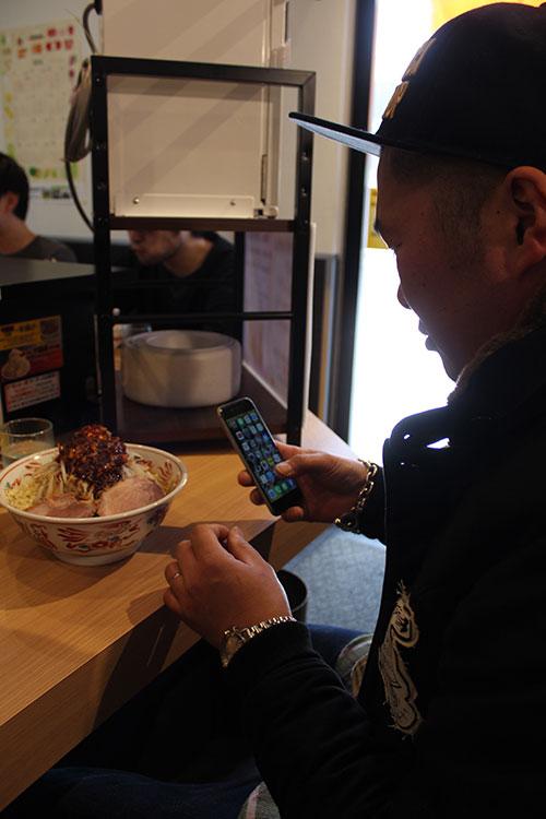 らー麺 シャカリキ_a0139912_1752473.jpg