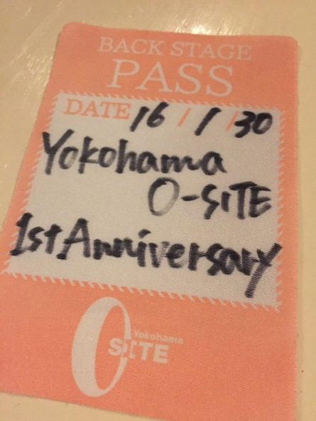 "\""Yokohama O-SITE 1st Anniversary\""_f0181924_23571566.jpg"