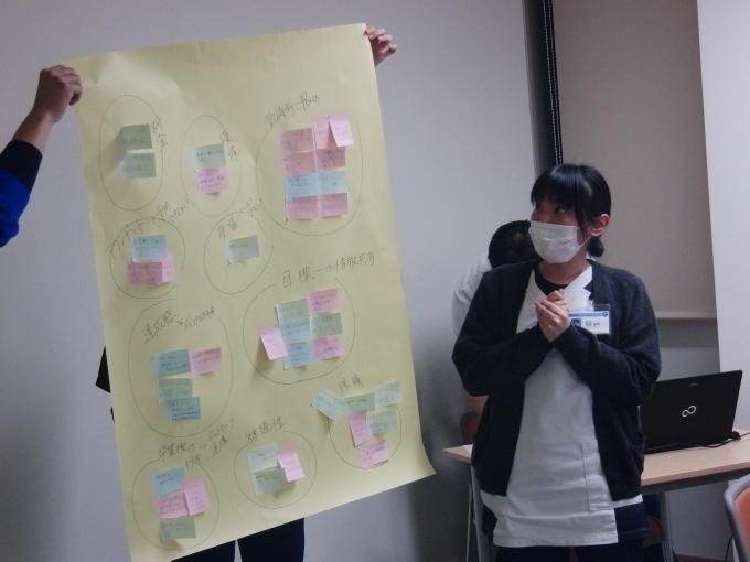 館山市ケアマネジャーちょっとした勉強会「ケアマネとリハ職の連携について」_b0329026_12533014.jpg
