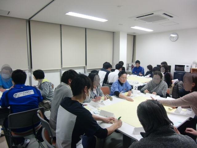 館山市ケアマネジャーちょっとした勉強会「ケアマネとリハ職の連携について」_b0329026_12565704.jpg