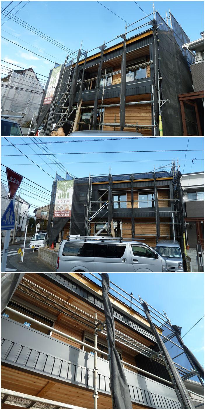横浜市青葉区の家☆造作工事が進んでいます。_c0152341_11423561.jpg