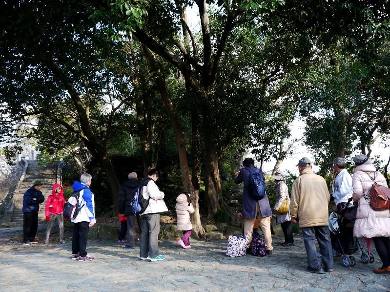 和歌山城公園にて_b0093754_2305813.jpg
