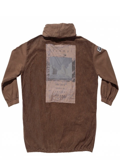"【RECOMMEND ITEM】-C.E ""INFLUENCE PULLOVER JACKET\""-_b0121563_15215814.jpg"