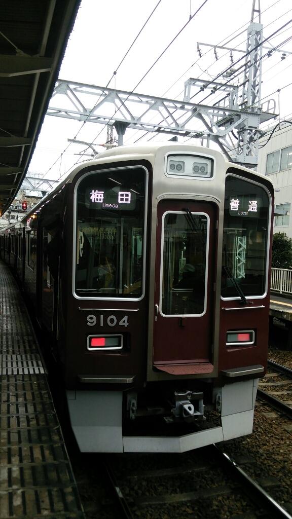 阪急9004F  レンタカー_d0202264_08505078.jpg