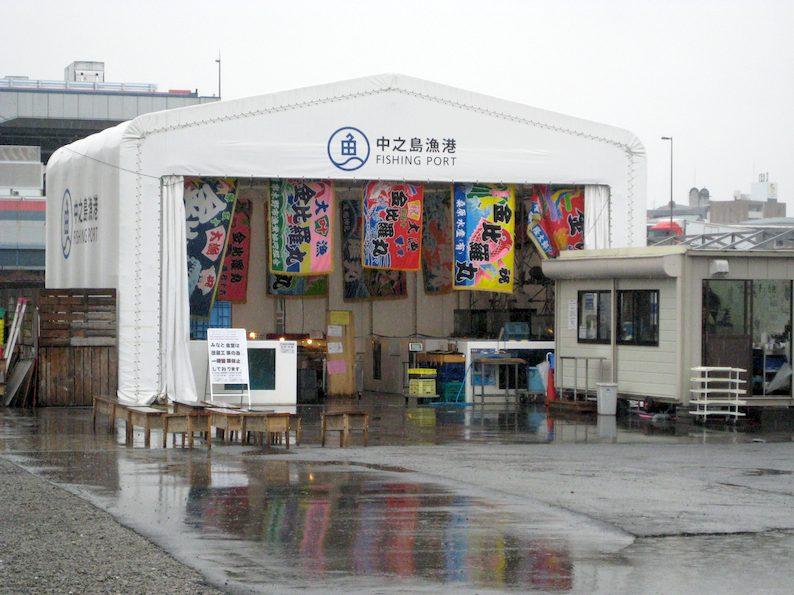 大阪「中之島漁港」_b0057679_9165234.jpg
