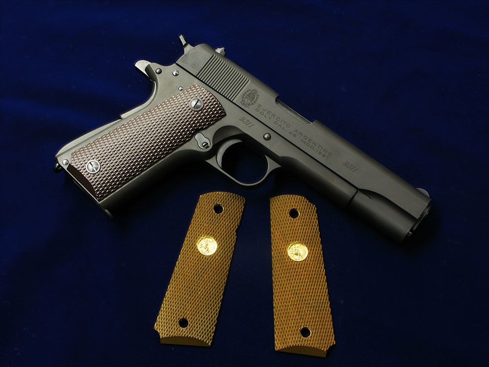 CAW M1911A1 アルゼンチンコルト_f0131995_13550863.jpg