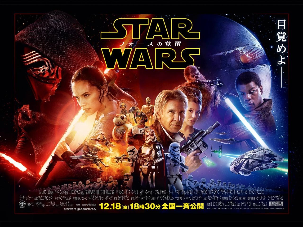 スター・ウォーズ / フォースの覚醒 (J.J. エイブラムス監督 / 原題 : Star Wars The Force Awakens)_e0345320_21053452.jpg