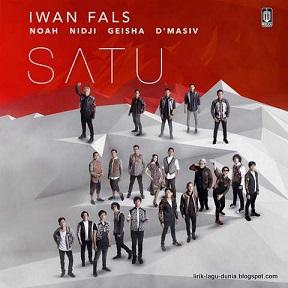 新アルバム:[ALL STARS] IWAN FALS NOAH NIDJI GEISHA D\'MASIV - SATU (インドネシアの音楽)_a0054926_19495721.jpg
