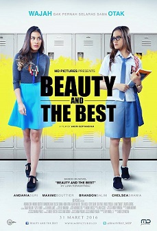 インドネシアの映画:The Beauty and The Best  MD Pictures_a0054926_7471553.jpg