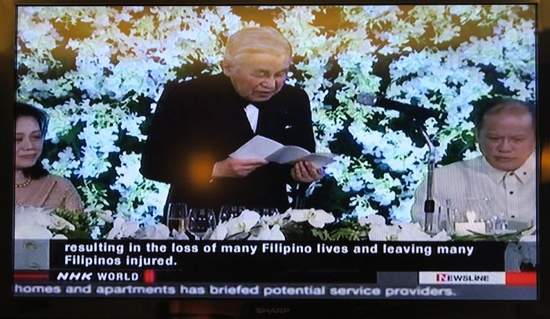 天皇・皇后両陛下のフィリピン訪問と「御接見」 - フィリピンでの報道_a0109542_23423017.jpg