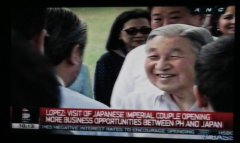 天皇・皇后両陛下のフィリピン訪問と「御接見」 - フィリピンでの報道_a0109542_235308.jpg
