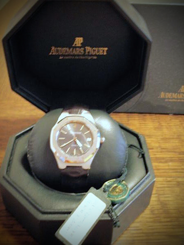 audemars piguet  ROYAL OAK   ref.14800 leather strap model_f0057849_10255872.jpg