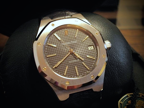 audemars piguet  ROYAL OAK   ref.14800 leather strap model_f0057849_10311981.jpg