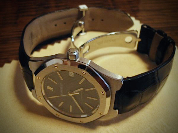 audemars piguet  ROYAL OAK   ref.14800 leather strap model_f0057849_10312650.jpg