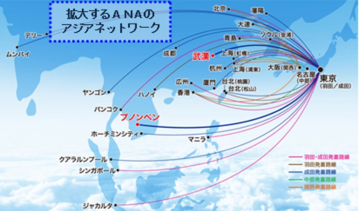慎重な日系エアラインとは対照的なスプリングジャパン初の国際線就航_b0235153_159367.jpg
