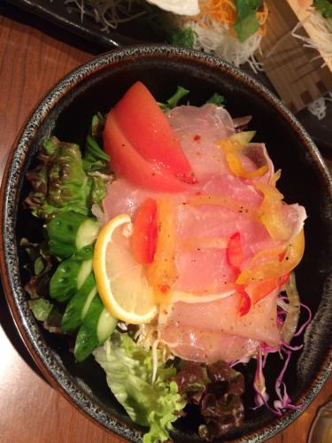 北海道8日目⭐️ルスツの夜 和食 かかし_c0151965_23172964.jpg