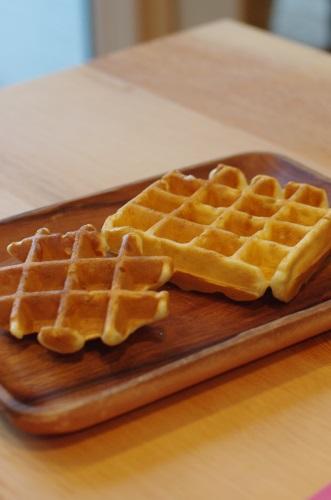 卵なし ヨーグルトワッフルを作る_c0110869_659145.jpg