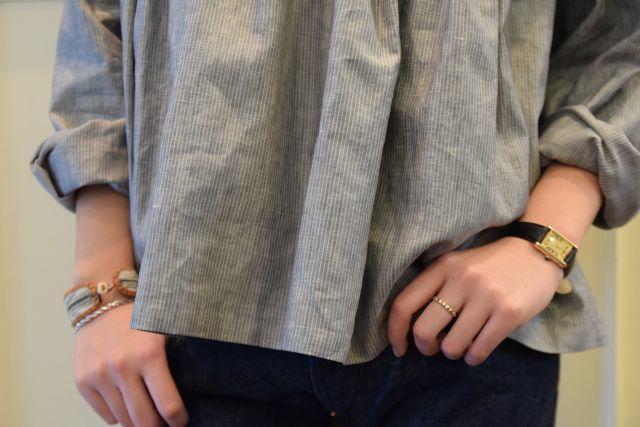 Scye の リネンタックシャツ  '16SS  ・ ・ ・_b0110586_15172050.jpg