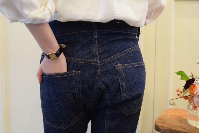 Scye の リネンタックシャツ  '16SS  ・ ・ ・_b0110586_15274274.jpg