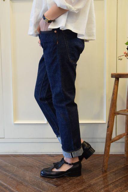 Scye の リネンタックシャツ  '16SS  ・ ・ ・_b0110586_15280999.jpg