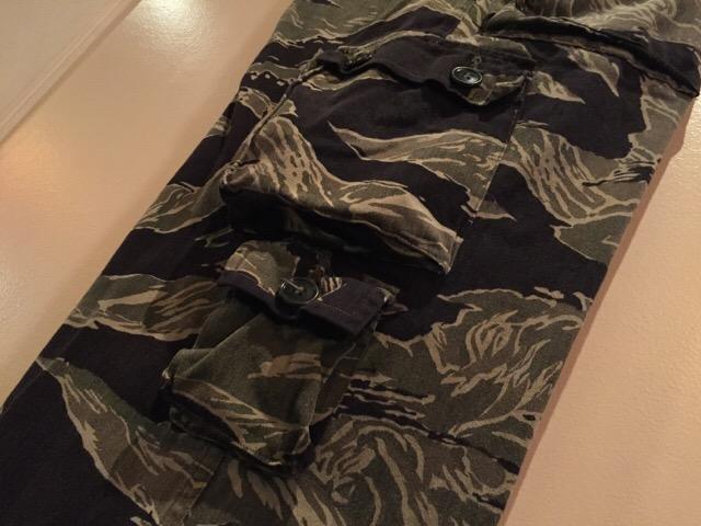 2月3日(水)大阪店ヴィンテージ入荷!#1 U.S.Army編!60\'s TigerStripe SetUp!!(大阪アメ村店) _c0078587_21502976.jpg
