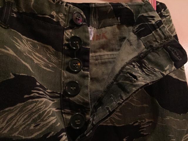 2月3日(水)大阪店ヴィンテージ入荷!#1 U.S.Army編!60\'s TigerStripe SetUp!!(大阪アメ村店) _c0078587_2150547.jpg