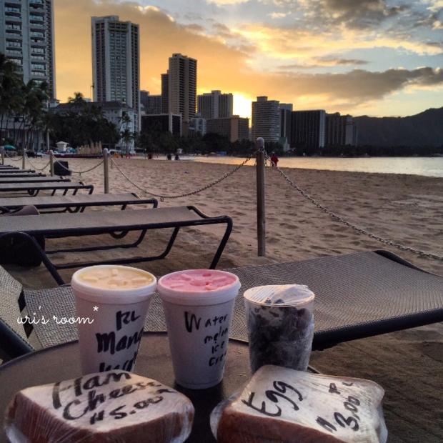 初めてのハワイ旅行(3泊5日)後編!_a0341288_09091710.jpg