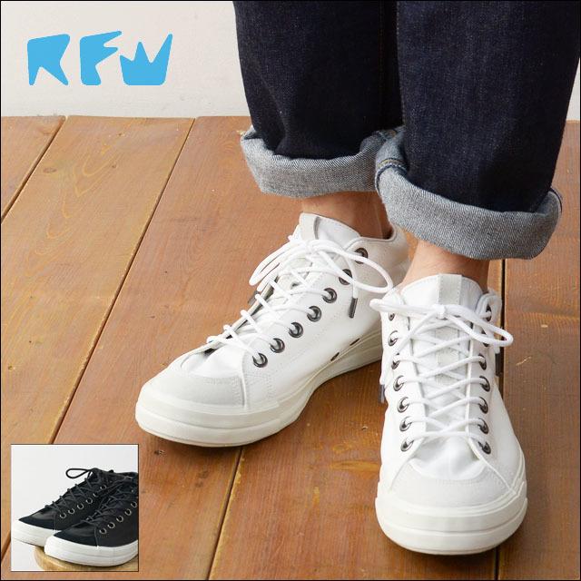 RFW/アールエフダブリュー/RHYTHM FOOTWEAR [リズムフットウェアー] BAGEL-MID LEATHER [R-1532032] MEN\'S_f0051306_11323466.jpg