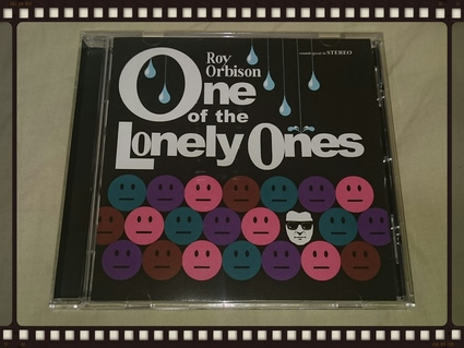 ROY ORBISON / ONE OF THE LONELY ONES_b0042308_18334356.jpg