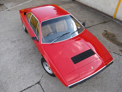 mint condition の308gt4_a0129711_11273977.jpg