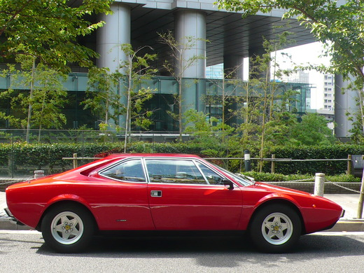 mint condition の308gt4_a0129711_11332338.jpg