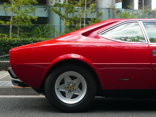 mint condition の308gt4_a0129711_11344012.jpg