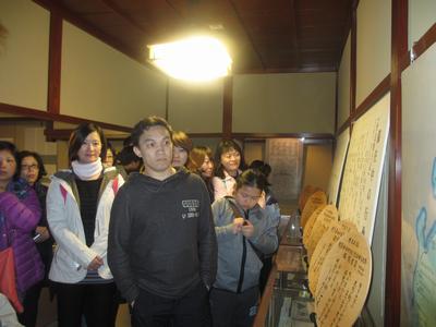 """台湾から""""2組の旅行社""""の御客様_f0289632_18343159.jpg"""