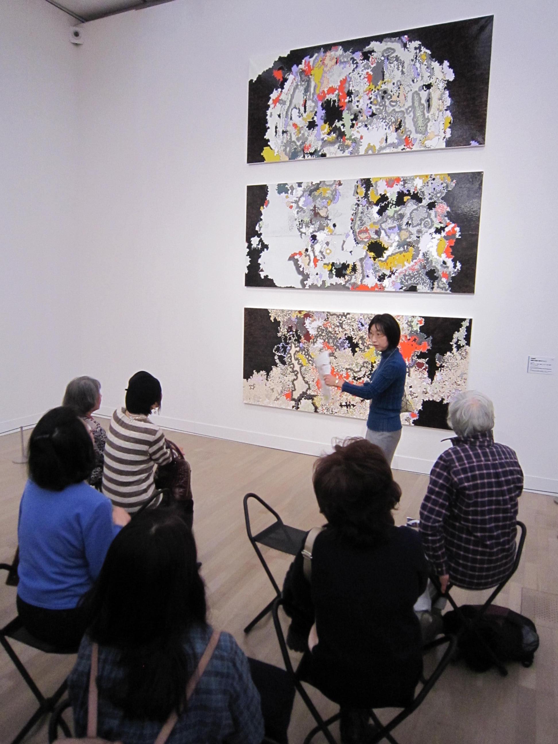 国立新美術館での初めてのACP_d0227334_22575477.jpg