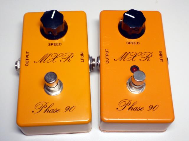 MXR : Script Phase 90 with LED (CSP-101SL )_f0186957_9212718.jpg