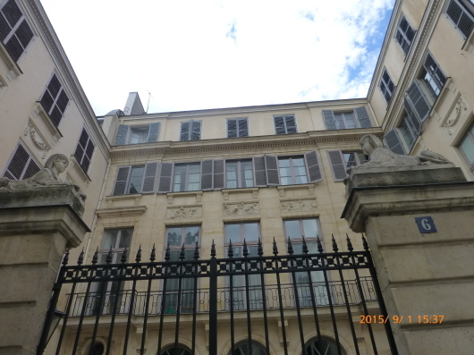 Paris Walking Guide という本_d0263859_12281584.jpg