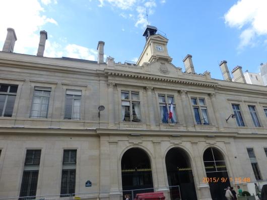 Paris Walking Guide という本_d0263859_12282253.jpg