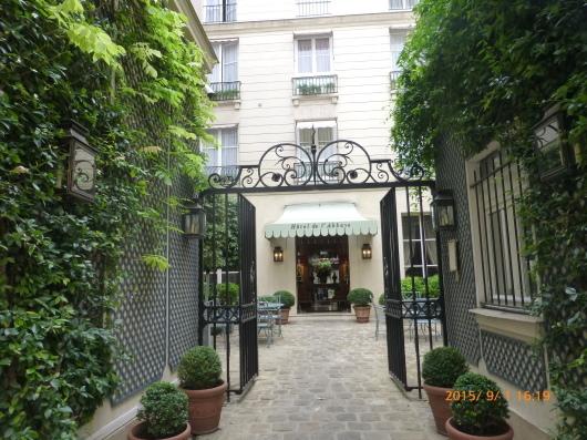 Paris Walking Guide という本_d0263859_12283269.jpg