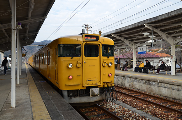 鉄道ブラ旅 JR赤穂線 日生_e0164563_10281652.jpg