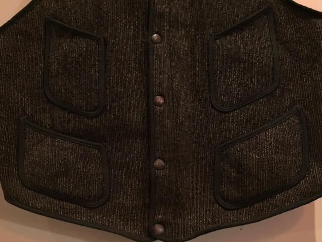 2月3日(水)大阪店ヴィンテージ入荷!#4 トラッド編!!40\'s Brown\'s Beach Vest!!(大阪アメ村店) _c0078587_2385982.jpg