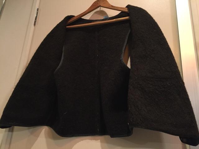 2月3日(水)大阪店ヴィンテージ入荷!#4 トラッド編!!40\'s Brown\'s Beach Vest!!(大阪アメ村店) _c0078587_2394750.jpg