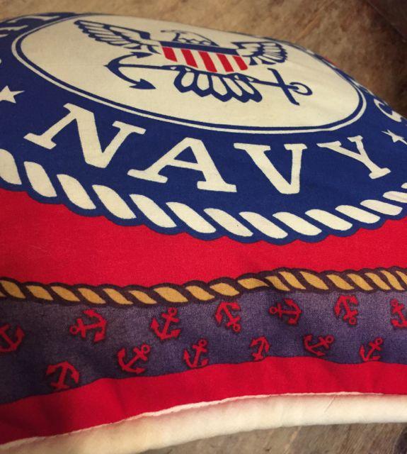 U.S NAVY クッション!_c0144020_177432.jpg