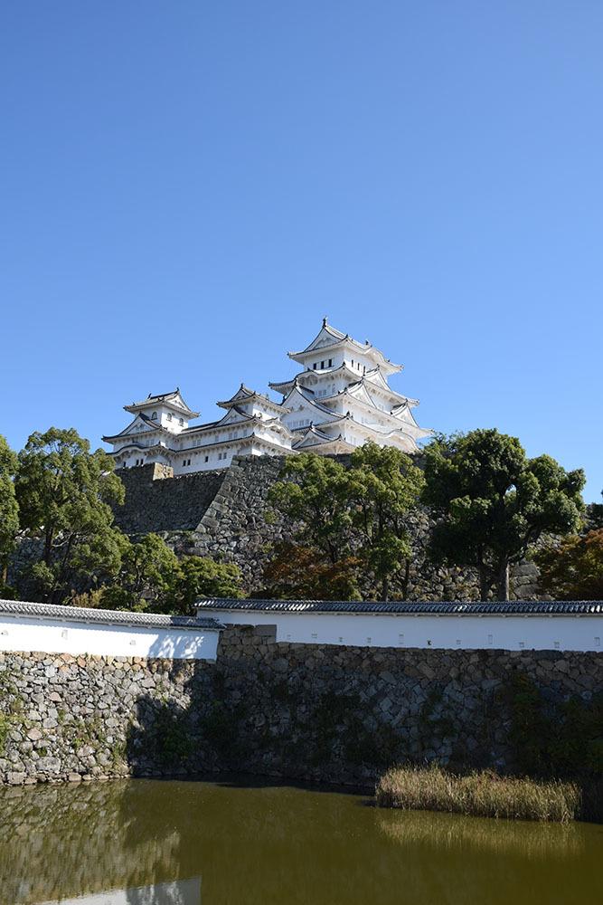 白鷺の天守閣がよみがえった姫路城を歩く。 その3 ~三国堀・二の丸・本丸~_e0158128_19051887.jpg