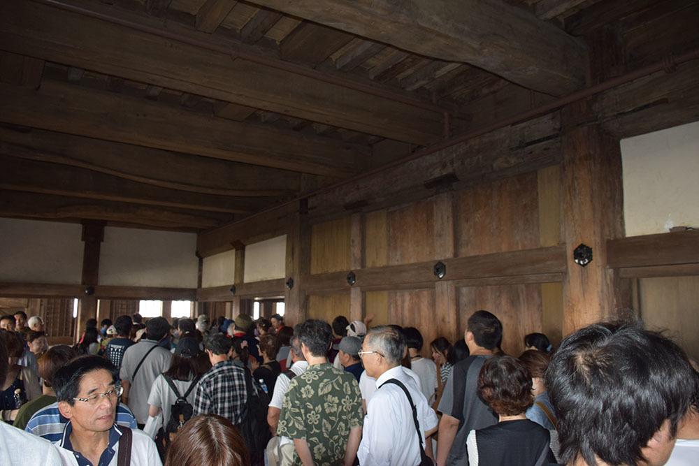 白鷺の天守閣がよみがえった姫路城を歩く。 その4 ~天守閣~_e0158128_19415179.jpg