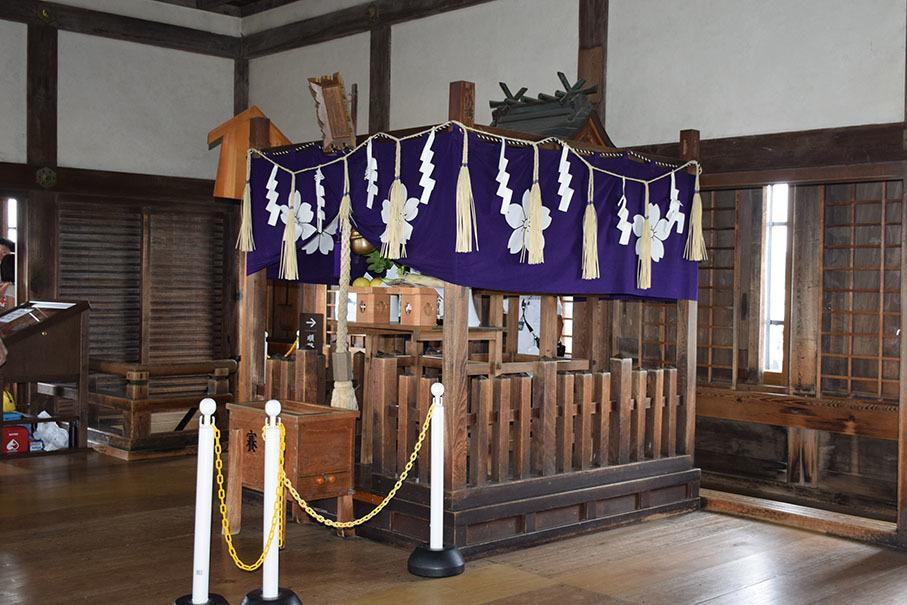 白鷺の天守閣がよみがえった姫路城を歩く。 その4 ~天守閣~_e0158128_19434908.jpg