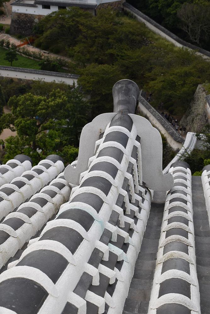 白鷺の天守閣がよみがえった姫路城を歩く。 その4 ~天守閣~_e0158128_19460486.jpg